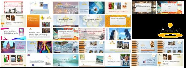 Klassenfahrten Programme: Stadtrallye + Literaturrallye